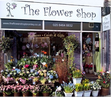 Flower Shop in Bromley